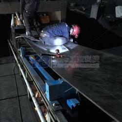 宁夏吴忠洗煤厂皮带秤案例