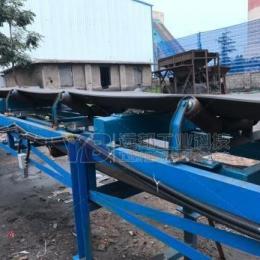 山东泰安热电厂输煤皮带秤案例