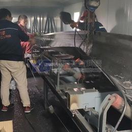 贵州织金煤矿洗煤厂皮带秤案例