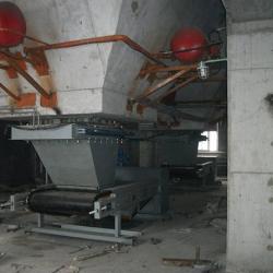 皮带秤定量装车系统工作原理与流程