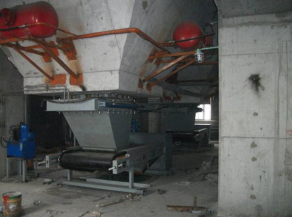 皮带秤定量装车系统